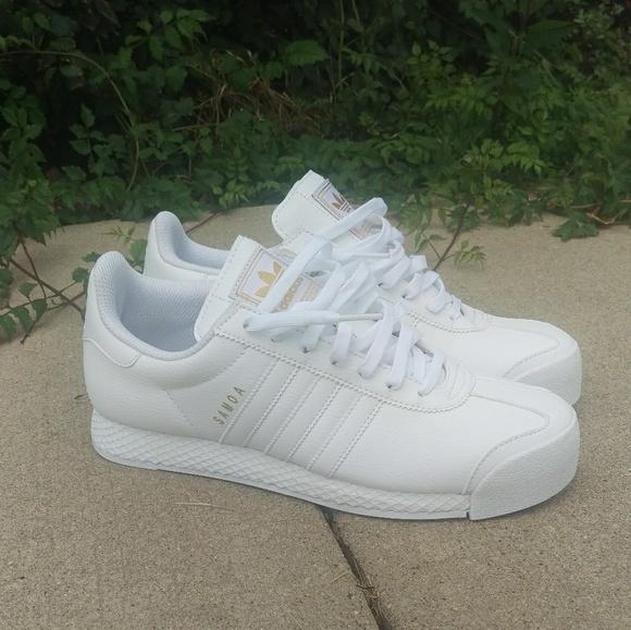 Le Le Le Adidas Bianco Samoa Poshmark dcda57